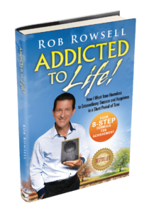Addicted to Life book by Rob Rowsell